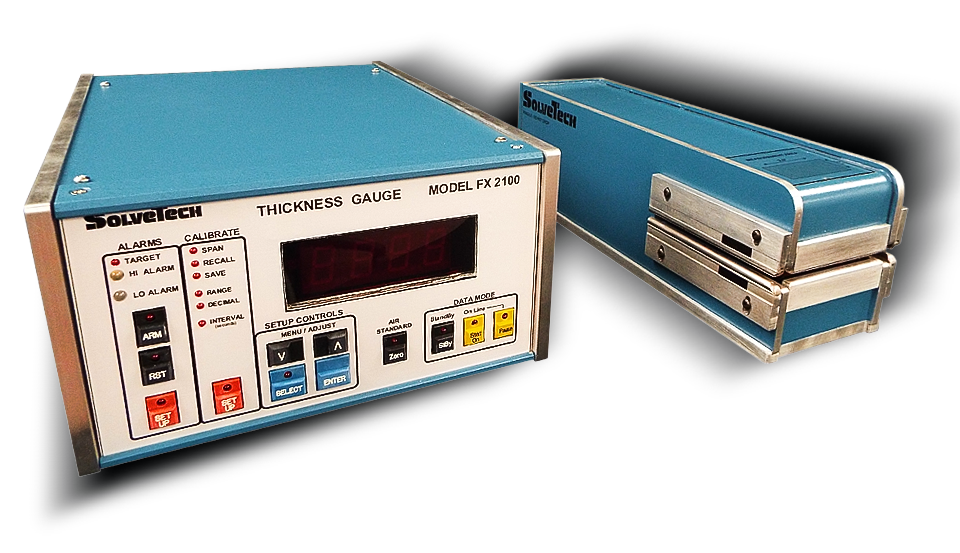 Thin Film Thickness Gauge