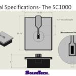 Non-Contact Micrometer Dimensions